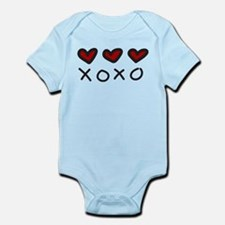 Hugs And Kisses Infant Bodysuit