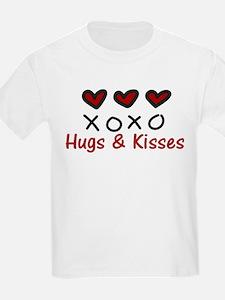 Hugs & Kisses T-Shirt