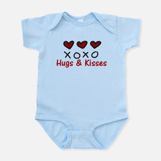 Hugs & Kisses Infant Bodysuit