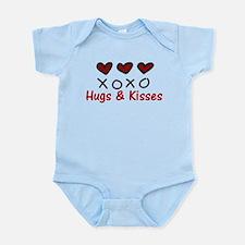 Hugs & Kisses Onesie