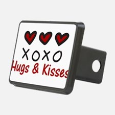 Hugs & Kisses Hitch Cover