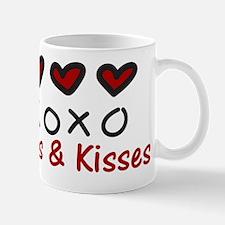 Hugs & Kisses Mug