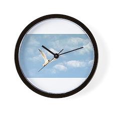 Cute Corpus christi Wall Clock