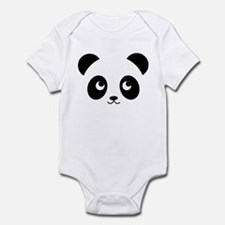 Panda Pupo Infant Bodysuit