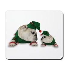 Santas Elves Mousepad