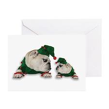 Santas Elves Greeting Cards (Pk of 10)
