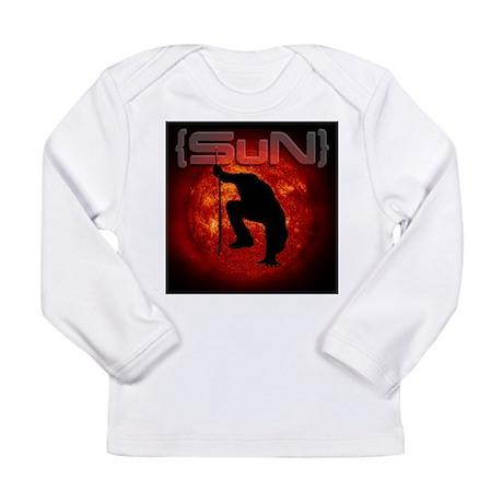 {SuN} Logo Long Sleeve Infant T-Shirt