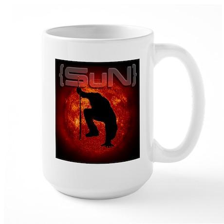 {SuN} Logo Large Mug