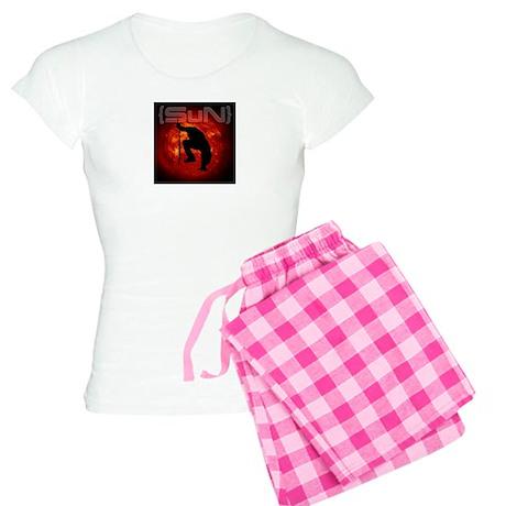 {SuN} Logo Women's Light Pajamas