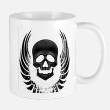 Scull Mug