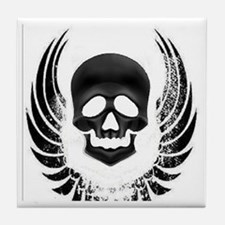 Scull Tile Coaster