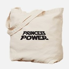 Princess Power Tote Bag