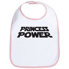 Princess Power Bib