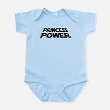 Princess Power Infant Bodysuit