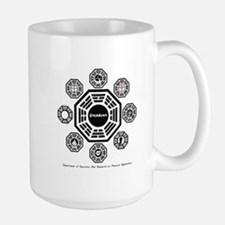 Dharma Stations Mugs