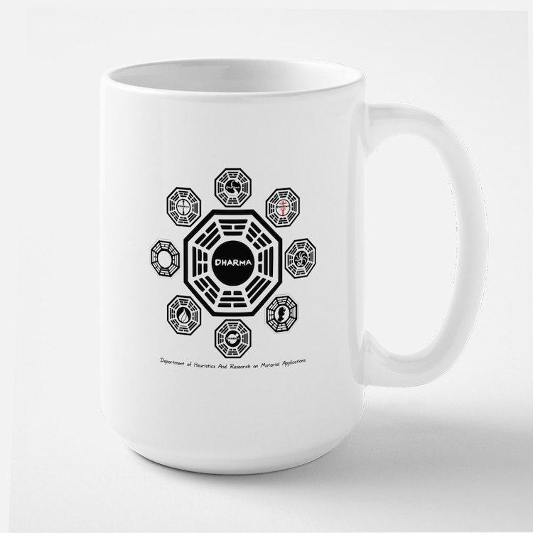 Dharma Stations Mugs