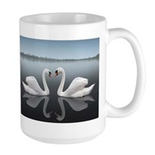 Swan Reflection Mug