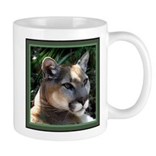 Mountain Lion Small Mug