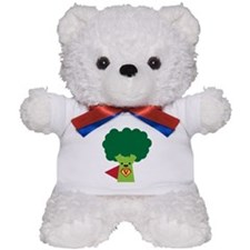 Super Brocoli Teddy Bear