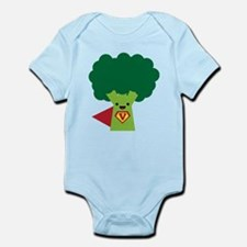 Super Brocoli Infant Bodysuit