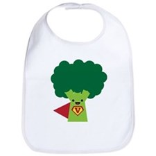 Super Brocoli Bib