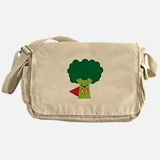 Super Brocoli Messenger Bag