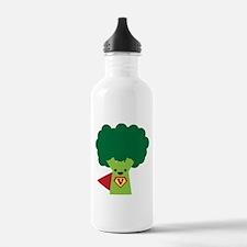 Super Brocoli Water Bottle