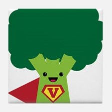 Super Brocoli Tile Coaster