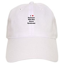 Down Syndrome Love Baseball Cap