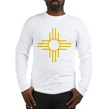 BLACK_ZIA.psd Long Sleeve T-Shirt