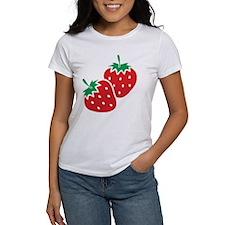 Sweet Strawberries Tee
