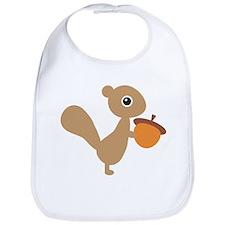 Squirrel Bib