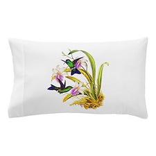 Hummingbirds Pillow Case
