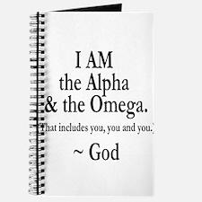 Alpha & Omega Journal