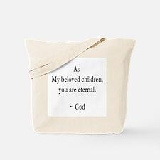 Beloved Children Tote Bag