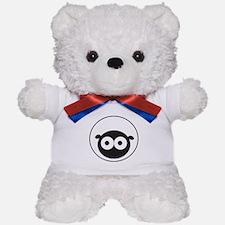 Round Sheep Teddy Bear