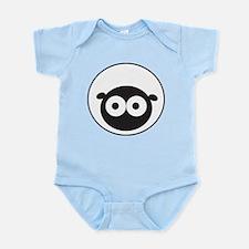 Round Sheep Infant Bodysuit