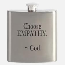 Choose Empathy Flask
