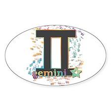 Gemini Bumper Stickers