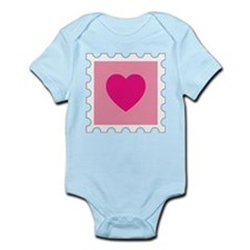 Postal Love Infant Bodysuit