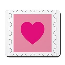 Postal Love Mousepad