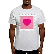 Postal Love T-Shirt