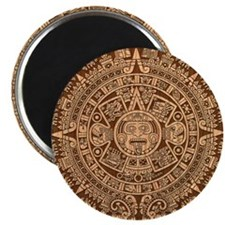 Mayan Calendar 2012 End of the world Magnet