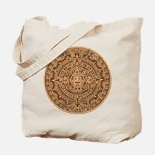 Mayan Calendar 2012 End of the world Tote Bag