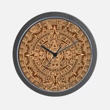 Mayan Calendar 2012 End of the world Wall Clock