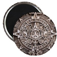 Mayan End of the World 2012 Calendar Magnet