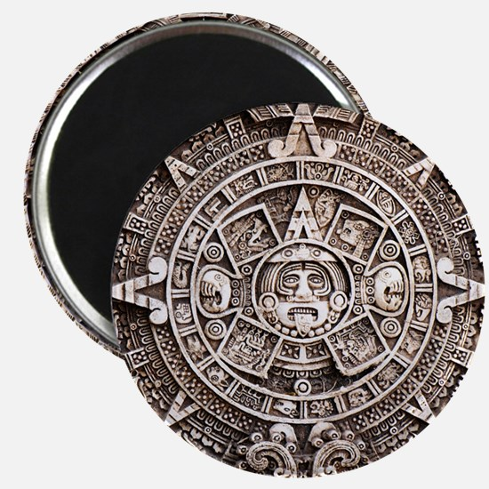Mayan End of the World 2012 Calendar Magnet