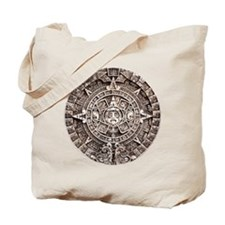 Mayan End of the World 2012 Calendar Tote Bag