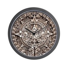 Mayan End of the World 2012 Calendar Wall Clock