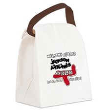 Jackson Airlines Canvas Lunch Bag